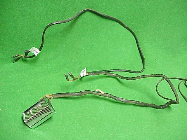Chrysler Lebaron Power Seat Wiring